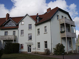 Ehemalige Post in Vieselbach