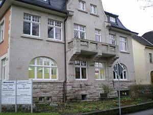 Saniertes Haus